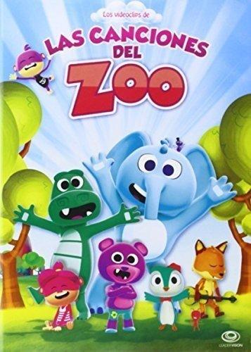 Las Canciones Del Zoo [Blu-ray]