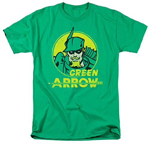 DC Green Arrow Archer Circle T-Shirt