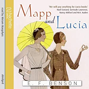 Mapp and Lucia Audiobook