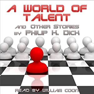 A World of Talent and Other Stories Audiobook