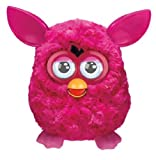Furby - A31711010 - Peluche et Animal Interactif - Pink Puff - Rose - Exclusive Web
