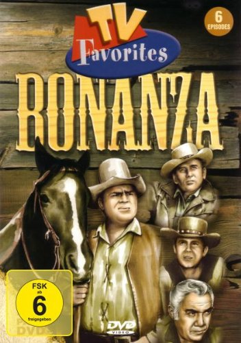 TV Favorites: Bonanza, Vols. 1 & 2