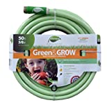 Colorite Element ELGG58050 Green And Grow Lead Free Drinking Water Safe 5/8-Inch by 50-Foot Water Hose