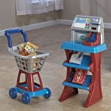 American Plastic Toys My Very Own Shop N Pay Market Set Children, Kids, Game