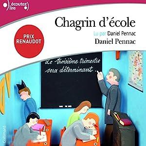 Chagrin d'école | Livre audio