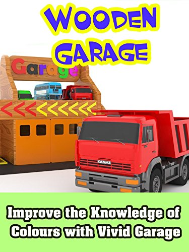 Improve the Knowledge of Colours with Vivid Garage
