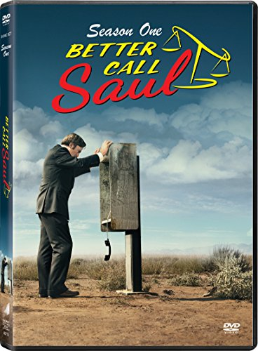 Better Call Saul: Season One [Reino Unido] [DVD]