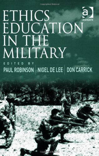 Ethics Education in the Military