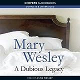 A Dubious Legacy (Unabridged)