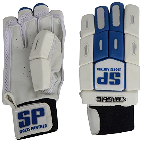 SP Sports Panther Xtreme Unisex Leather And PU Batting Gloves