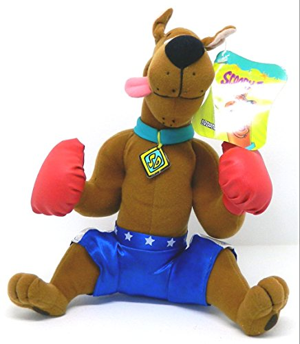 "Scooby Doo Boxing Plush 10"" - 1"