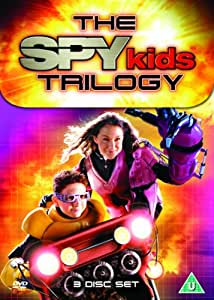Spy Kids Trilogy [DVD]