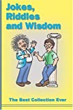 img - for Jokes, Riddles and Wisdom book / textbook / text book