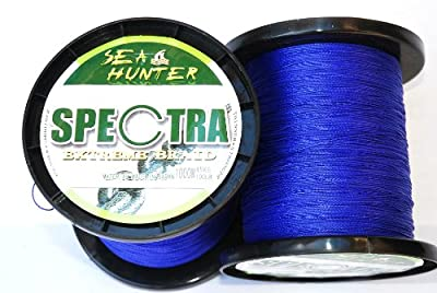 Sea Hunter 1000m Spectra Super Braid 1093 Yds from Sea Hunter