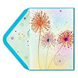 Taylor Swift Three Dandelions Card