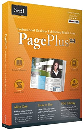 PagePlus X4 - Desktop Publishing