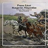 フランツ・リスト:ハンガリー狂詩曲 第1番-第6番(F.ドップラーによる管弦楽版)(Liszt:Hungarian Rhapsody, 1-6,)