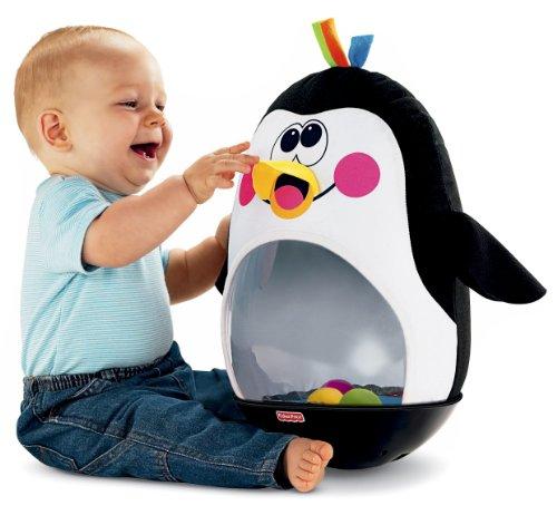 Fisher-Price - GO BABY GO! - Bat  &  Wobble Penguin