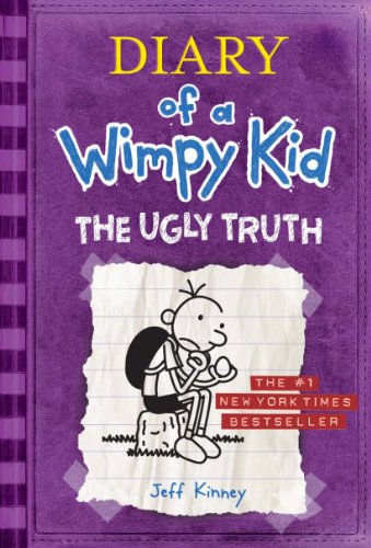 Diary of a Wimpy Kid: The Ugly Truth by Jeff Kinne