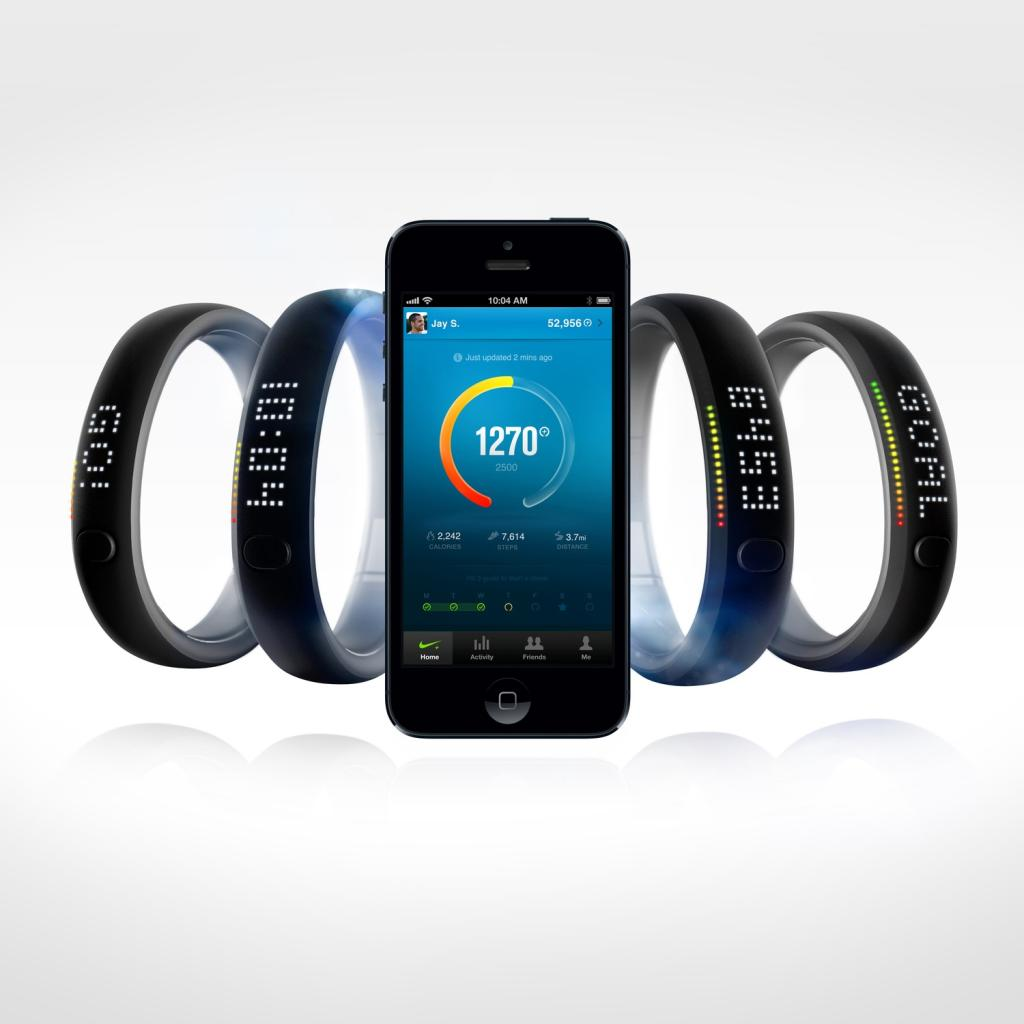 Amazon.com : Nike+ FuelBand First Generation : Sports ...