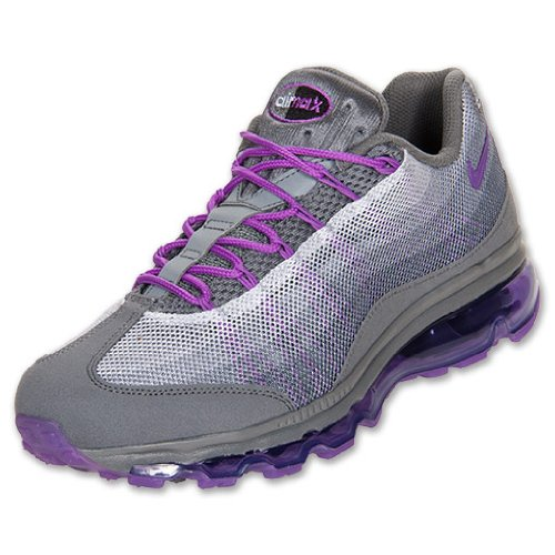 Nike Women s Air Max 95 Dynamic Flywire Cool Grey Leaser