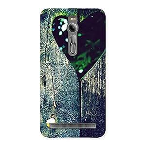 Vintage Wooden Design Back Case Cover for Asus Zenfone 2