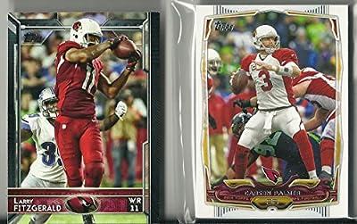 2014 & 2015 Topps Football Arizona Cardinals Team Set 28 Cards