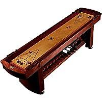 Barrington 9' Classic Wood Shuffleboard with Wine Rack