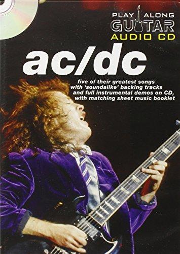 PLAY ALONG GTR+CD AC/DC