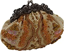 Carlo Fellini - Amalia Evening Bag (Gold)