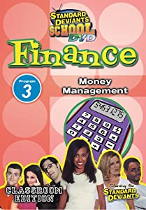 Standard Deviants School Finance Module 3: Money Management