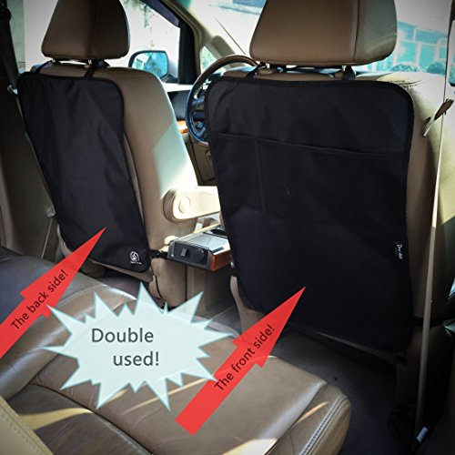 Great Deal! New Arrival Sale! / Dear Auto Kick Mats for Baby / + Free Microfiber Towel / Multi Use C...