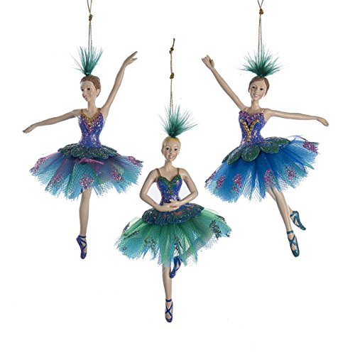 5 Ballerina Christmas Tree Ornaments To Dazzle It S Christmas Time