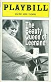 img - for Playbill, Walter Kerr Theatre: The Beauty Queen of Leenane, July 1998, Volume 98, Number 7 (Anna Manahan, Marie Mullen, Tom Murphy, Brian F. O'Byrne) book / textbook / text book