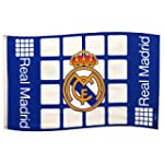 DRAPEAU FC REAL MADRID OFFICIEL 150X9...