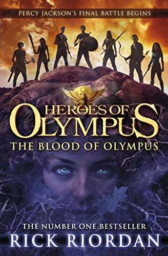 Rick Riordan - The Blood of Olympus (Heroes of Olympus book 5)