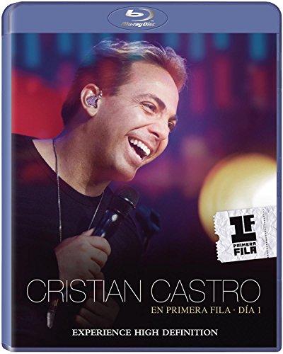 Cristian Castro - Cristian Castro En Primera Fila - Dãa 1 [blu-Ray] - Zortam Music