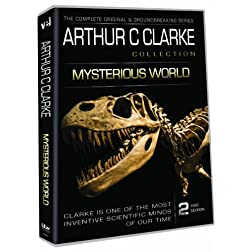 Arthur C. Clarke Collection: Mysterious World