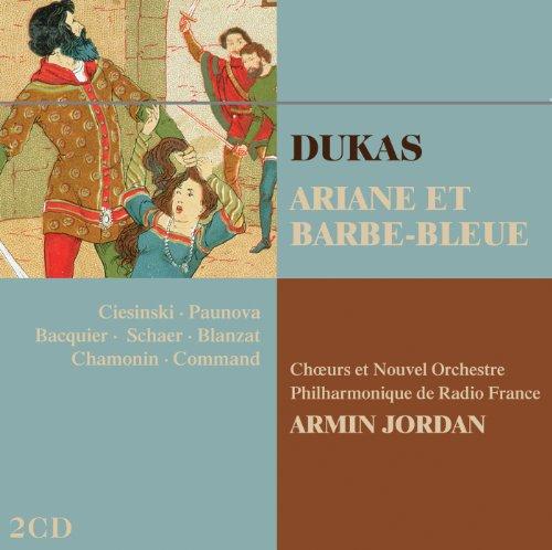 Ariane Et Barbe-Bleue - Dukas - CD