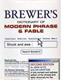 Brewer's Dictionary of Modern Phrase & Fable: 2nd Edition (0304368091) by Ayto, John