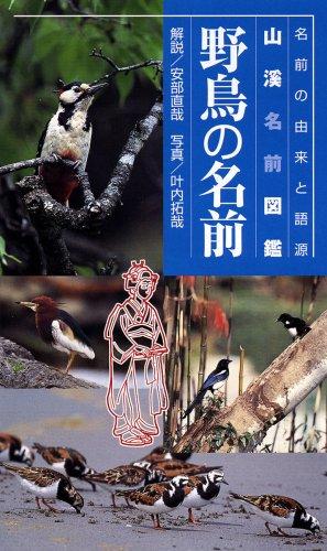 山溪名前図鑑 野鳥の名前