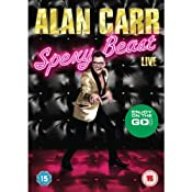 Spexy Beast | [Alan Carr]