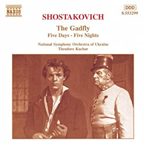 The Gadfly Suite, Op. 97a: III. Folk Feast (National Holiday)
