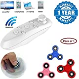 Captcha Remote Controller For 3D Vr Glasses Virtual Reality Headset With Fidget Hand Spinner For Fun, Anti-Stress...
