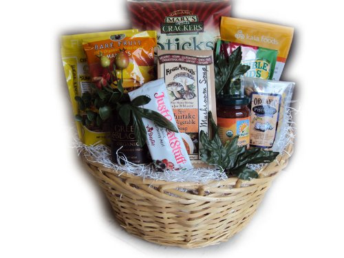 Organic Food Gift Basket