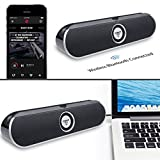 Inateck-Tragbarer-Bluetooth-Lautsprecher-Mini-Wireless-Speaker-fr-Apple-iPad-iPhone-Smartphones-Samsung-Galaxy-Tab-Google-Nexus-Lenovo-Tab-Kabellos-Bluetooth-Boxen-Stnder-Halter-fr-Tablets-Integrierte