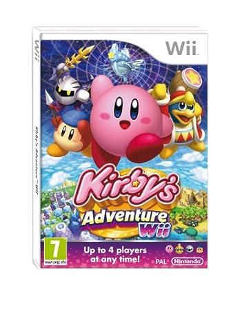 Nintendo Kirby's Adventure, Wii, ENG