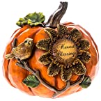 Harvest Blessings Pumpkin Decor