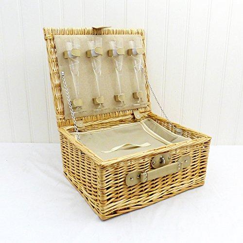 bentley-cesta-de-mimbre-para-picnic-con-integrado-refrigerador-y-copas-de-champan-para-4