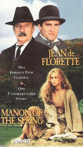 Jean De Florette/Manon of the Spring [VHS]